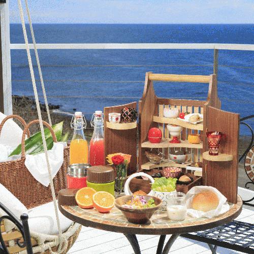 お好きな場所で楽しめる朝食セット始めます 5/6より