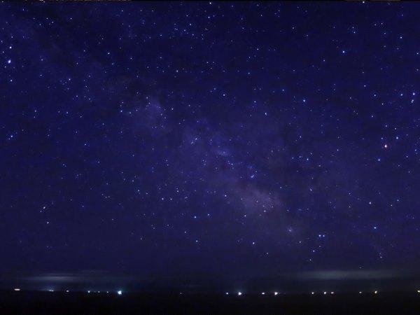 星空観測会★