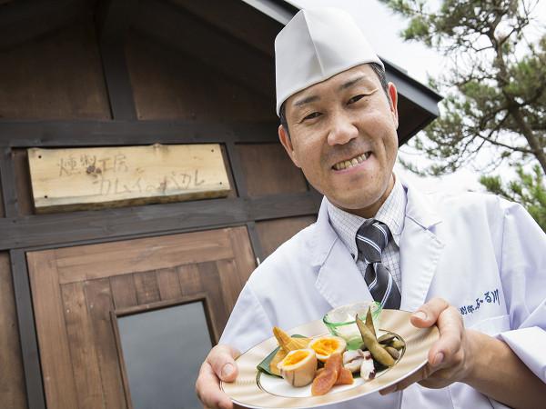 三浦料理長の今日のレシピ♪