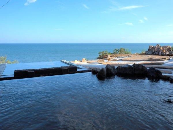 太平洋を望む絶景の湯!大浴場を貸切で利用しませんか?